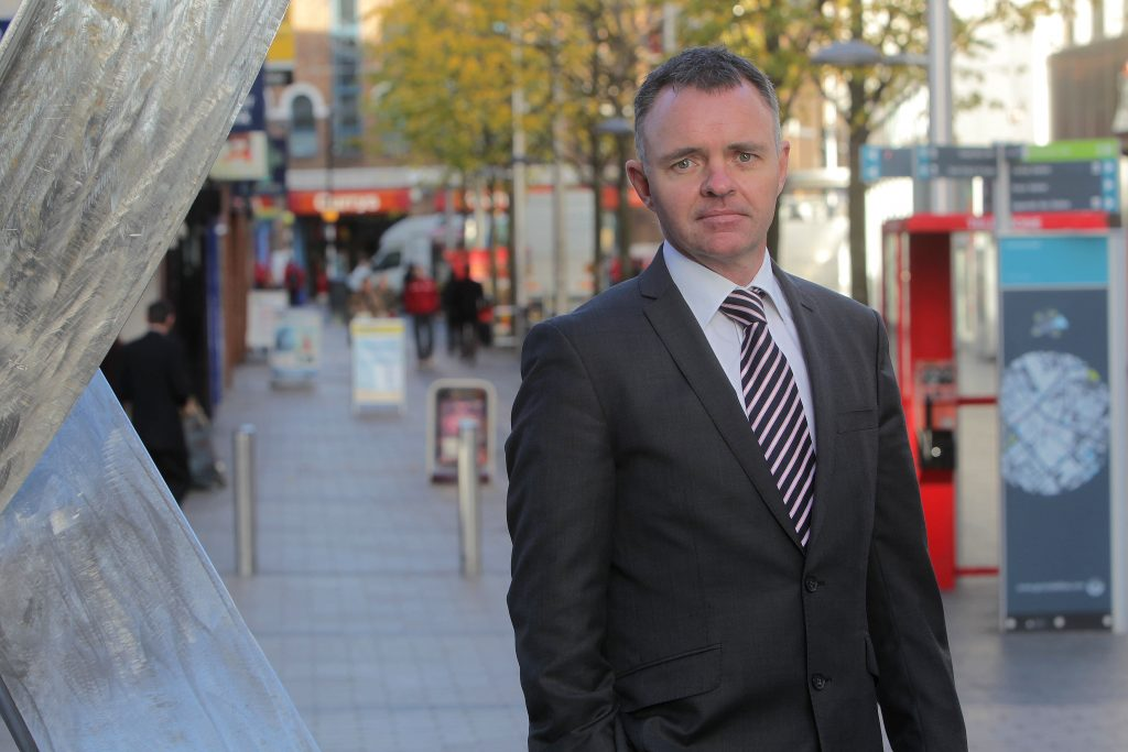 Declan Flynn is Managing Director of Belfast-based commercial property agency Lisney, which works on behalf of many of Northern Ireland's most significant investors and developers as well as major retailers and businesses.