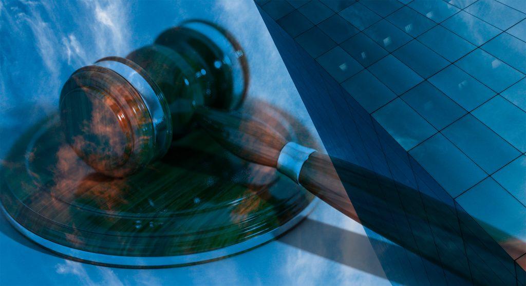 Property development, judicial review