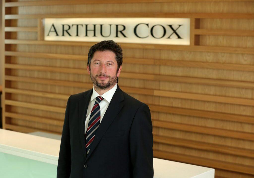 Alastair Todd, Arthur Cox