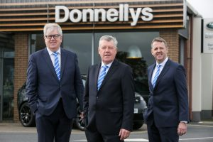 The Donnelly Group, Northern Ireland's largest independently owned new and used vehicle retailer has appointed Dave Sheeran as its new managing director.