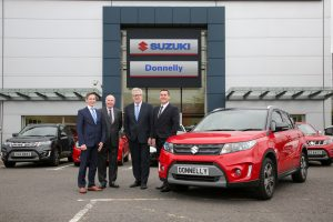 Donnelly Group, Northern Ireland's largest independent new and used vehicle retailer, has acquired SMW Suzuki in Belfast from the Agnew Group.