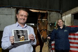 NEW WEBSITE SEES LISBURN HORSE HEALTH COMPANY TROT INTO THE U.S.