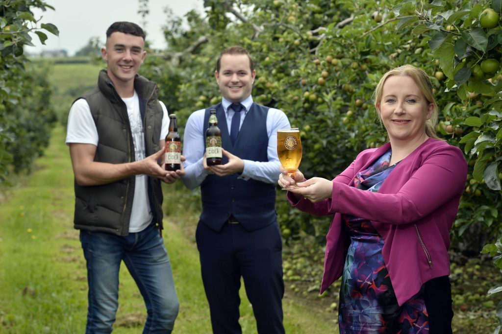 Armagh-based Long Meadow Cider has been awarded an exclusive craft cider contract in the Bushmills Bar at George Best Belfast City Airport.