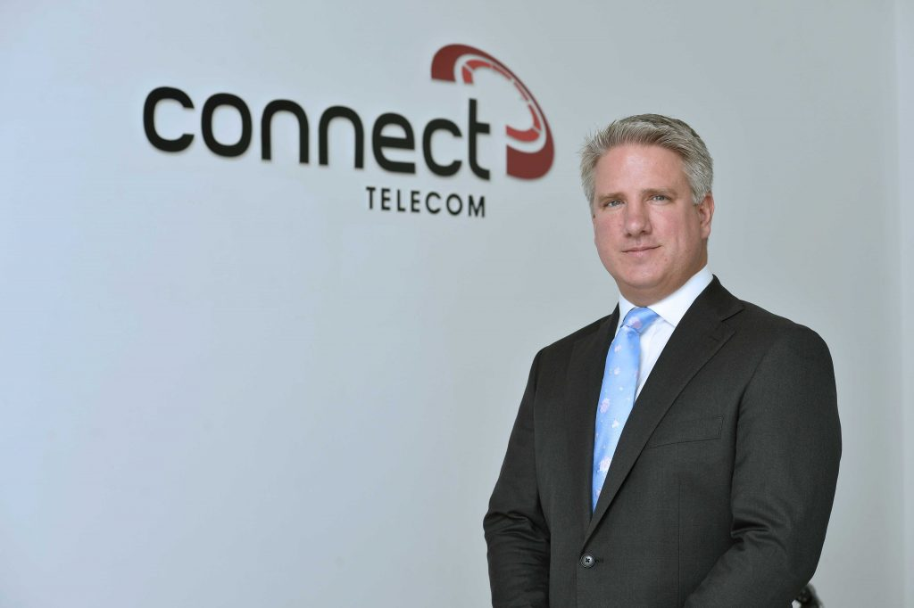 Scott Ritchie, Managing Director, Connect Telecom