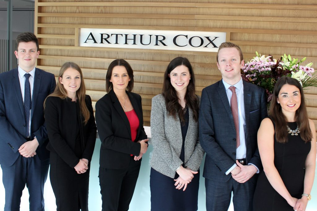 Arthur Cox offers careers workshops for trainee lawyers
