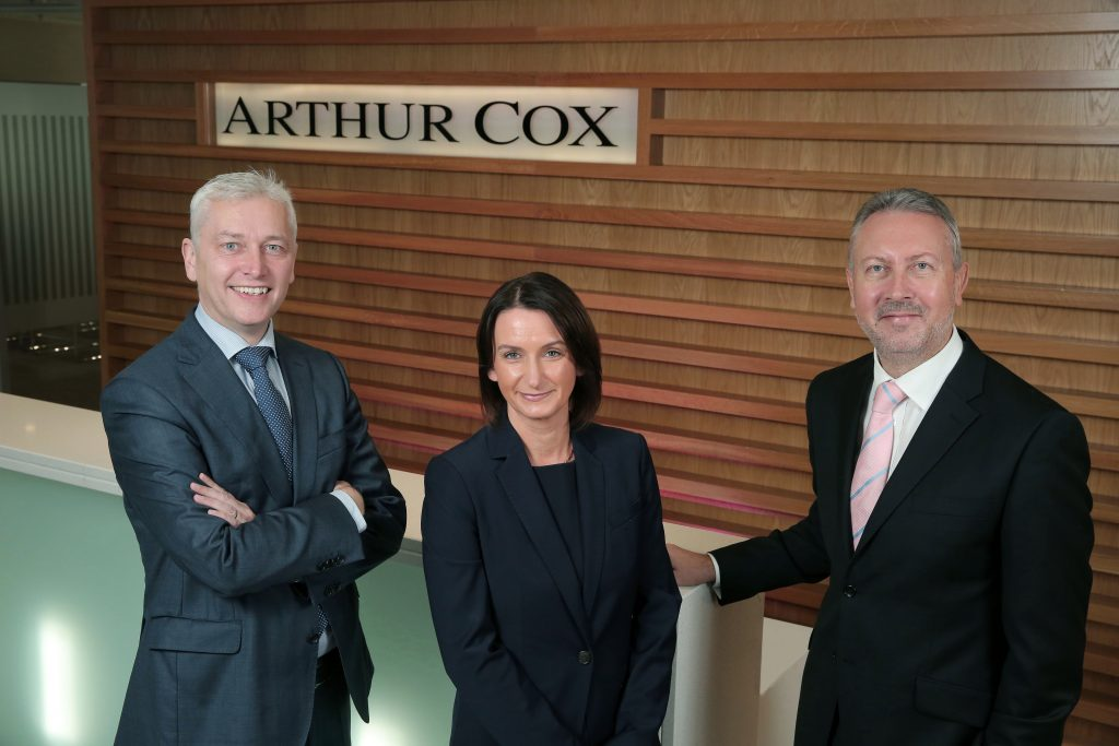 Arthur Cox appoints corporate partner Paul McBride