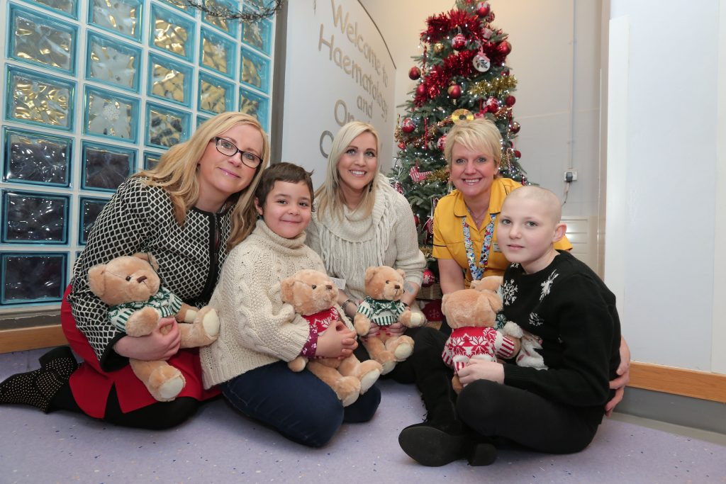 CITY AIRPORT PASSENGERS AND WORLD DUTY FREE SUPPORT CHILDREN'S CANCER UNIT