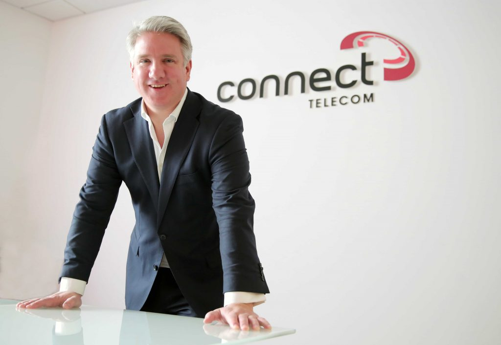 Scott Ritchie, Chief Executive Officer, Connect Telecom Holdings