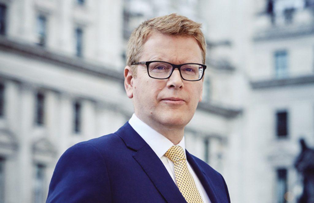 Stephen Martin, Director General, Institute of Directors