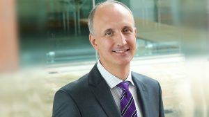 Ian Sheppard, Chairman, IoD NI