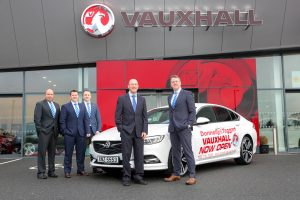 Donnelly Group acquires north west Vauxhall franchise
