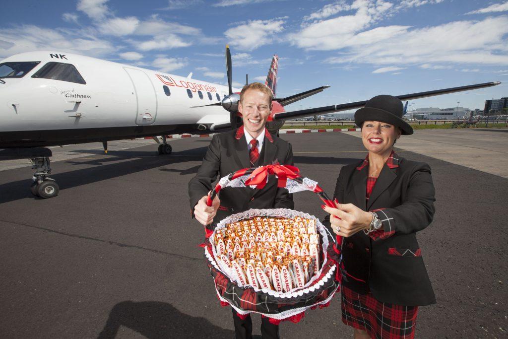 Flights from George Best Belfast City Airport