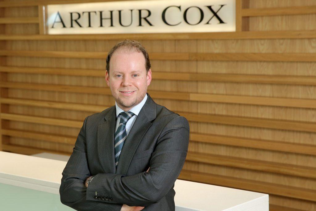 Stuart Mansfield, Arthur Cox