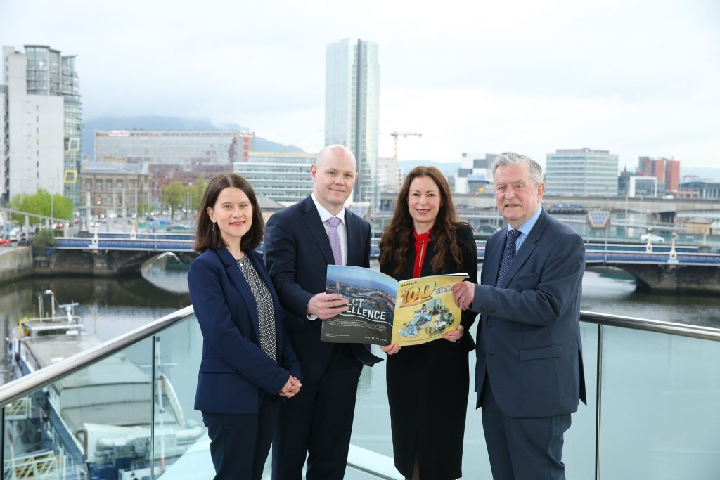 Belfast Telegraph Top 100 Companies in association with Arthur Cox