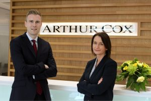 Law firm Arthur Cox has further strengthened its Finance practice in Northern Ireland with the appointment of Colm McElroy as Partner.