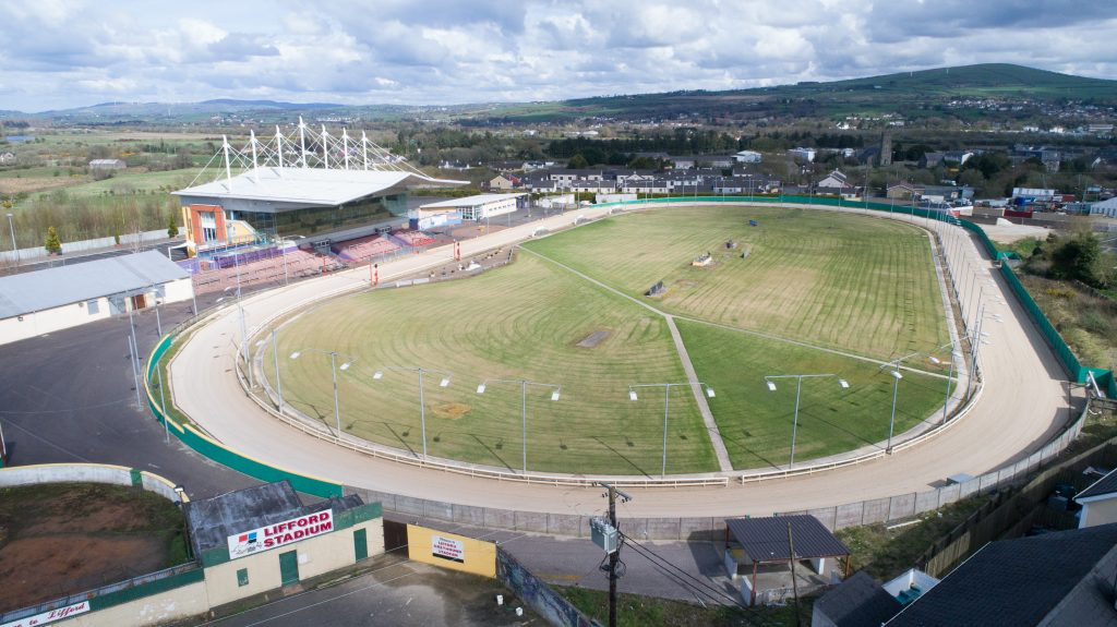 A greyhound stadium and adjoining agricultural land, totalling 17.5-acres, has been brought to market by leading commercial property agent, Lisney
