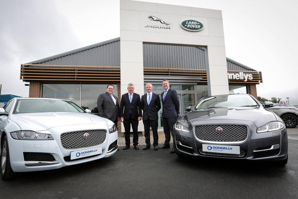 Donnelly Group becomes official Jaguar dealer