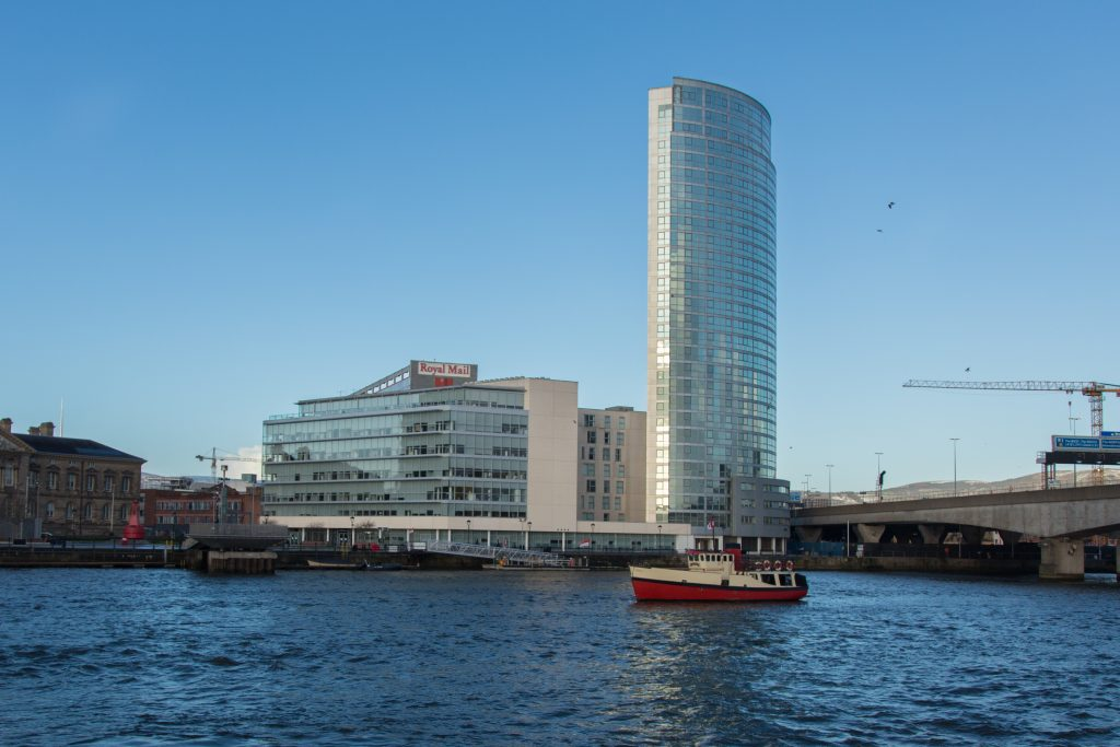 Leading commercial property agents Lisney have confirmed the completion of a deal that sees Belfast Harbour acquire Obel 68