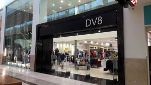 Leading fashion retailer DV8 is to open a new outlet in Belfast's CastleCourt shopping centre this weekend.
