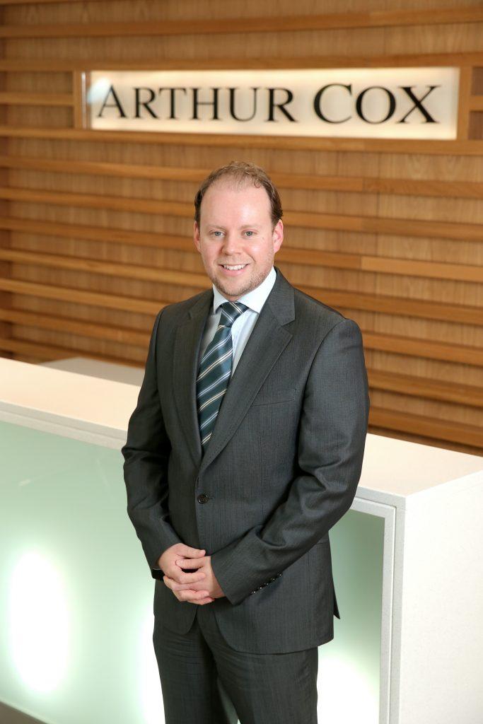 Stuart Mansfield's, Partner at Arthur Cox, statement on the SME Finance Update Quarter 2 2018