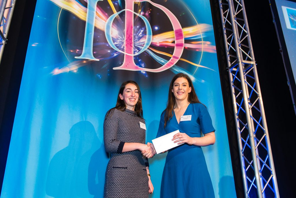 ARAH PROVES TO BE 'PITCH PERFECT' AT IoD WOMEN'S LEADERSHIP CONFERENCE