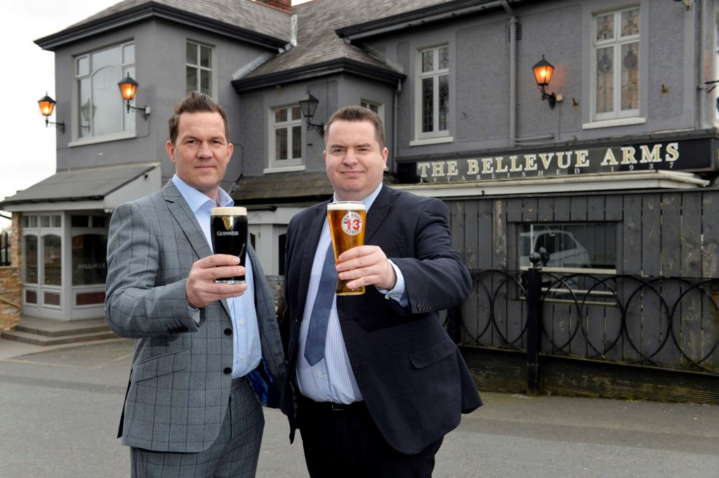 WOLF INNS COMPLETE THE PURCHASE OF ICONIC BELLEVUE ARMS