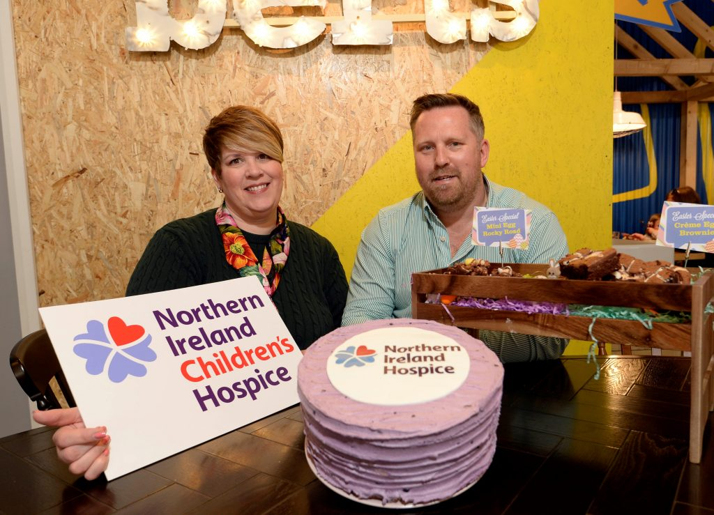 Bob and Berts serves up charity partnership with Northern Ireland Childrens Hospice