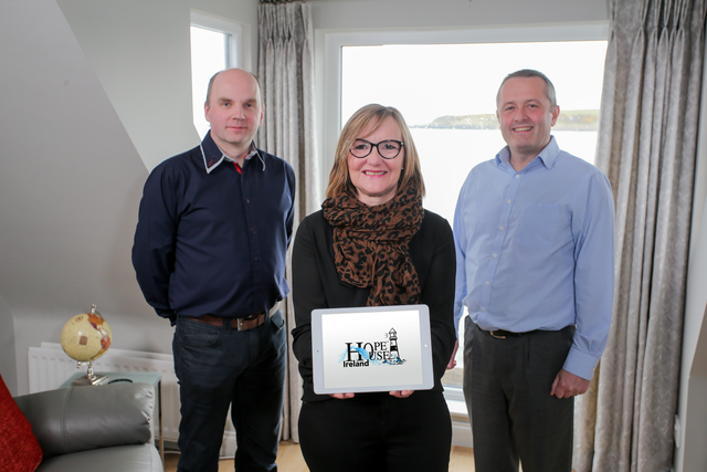 NEW WEBSITE DIGITALISES DONATIONS FOR LOCAL CHARITY