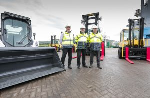 Warrenpoint plant investment