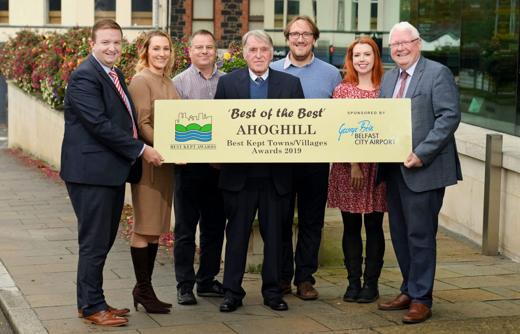 Best of the Best - Ahoghill