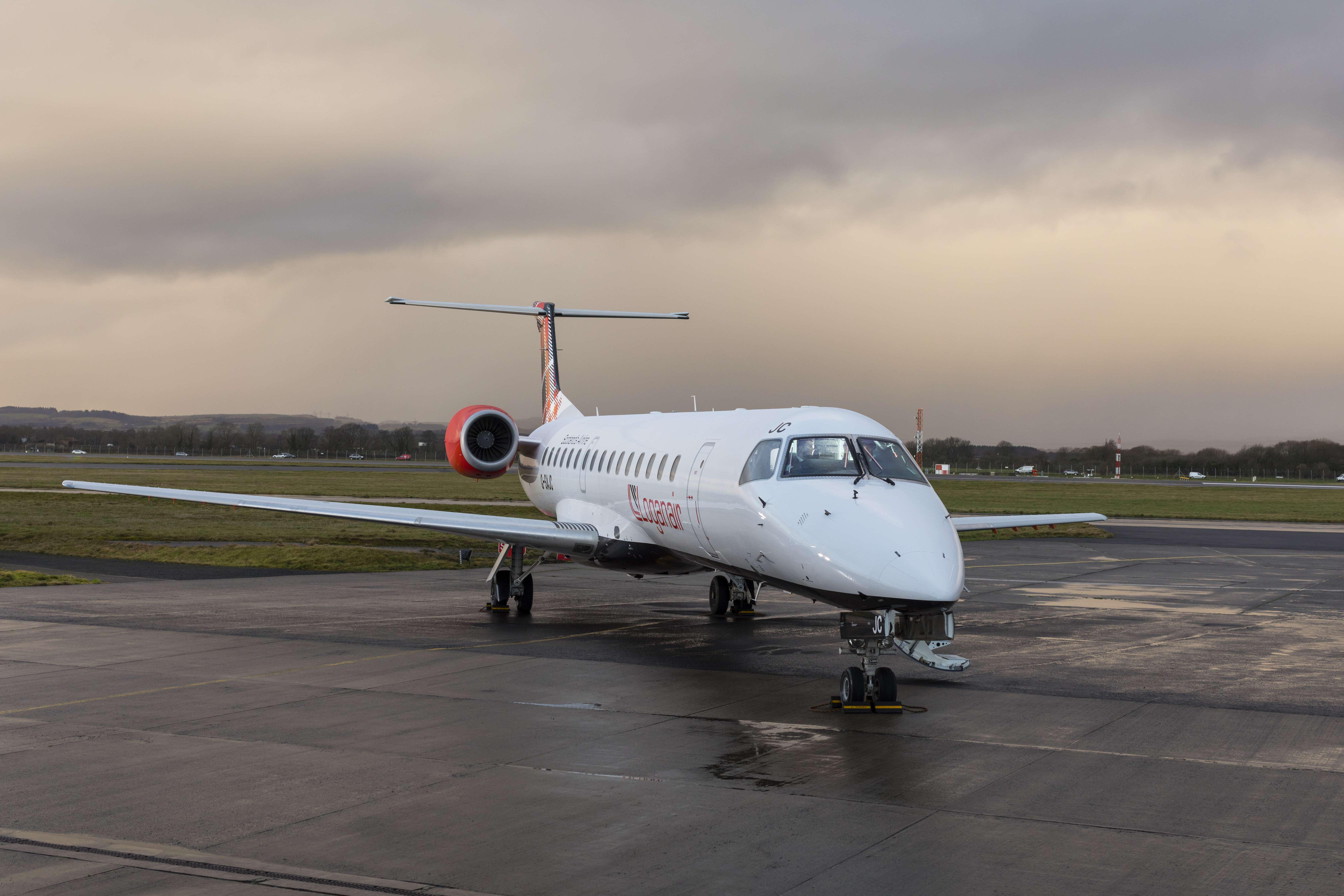 Loganair announces Glasgow service for Belfast City Airport