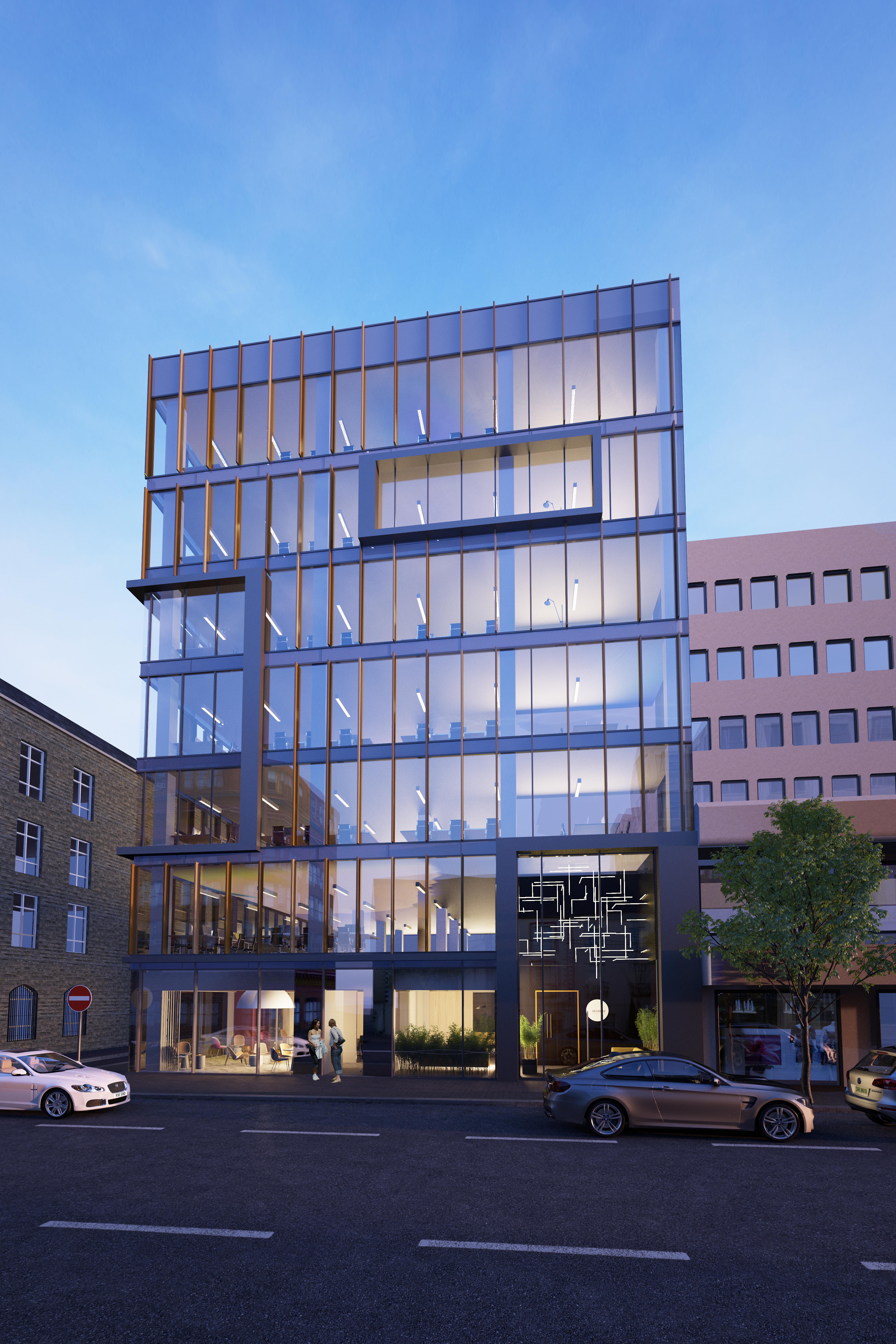Urban HQ Exterior