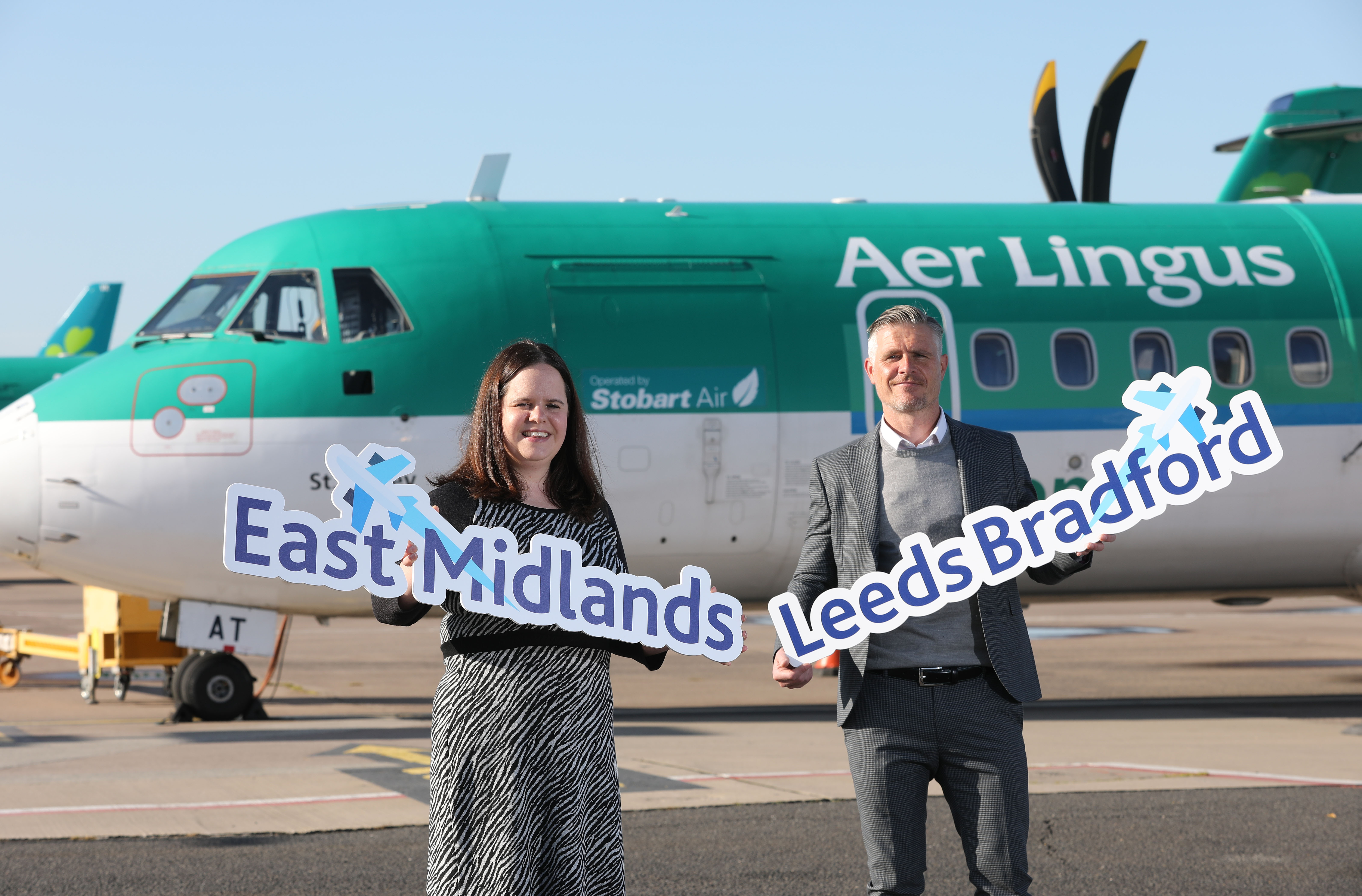 Aer Lingus Regional Launches Flights to East Midlands and Leeds Bradford from Belfast City Airport