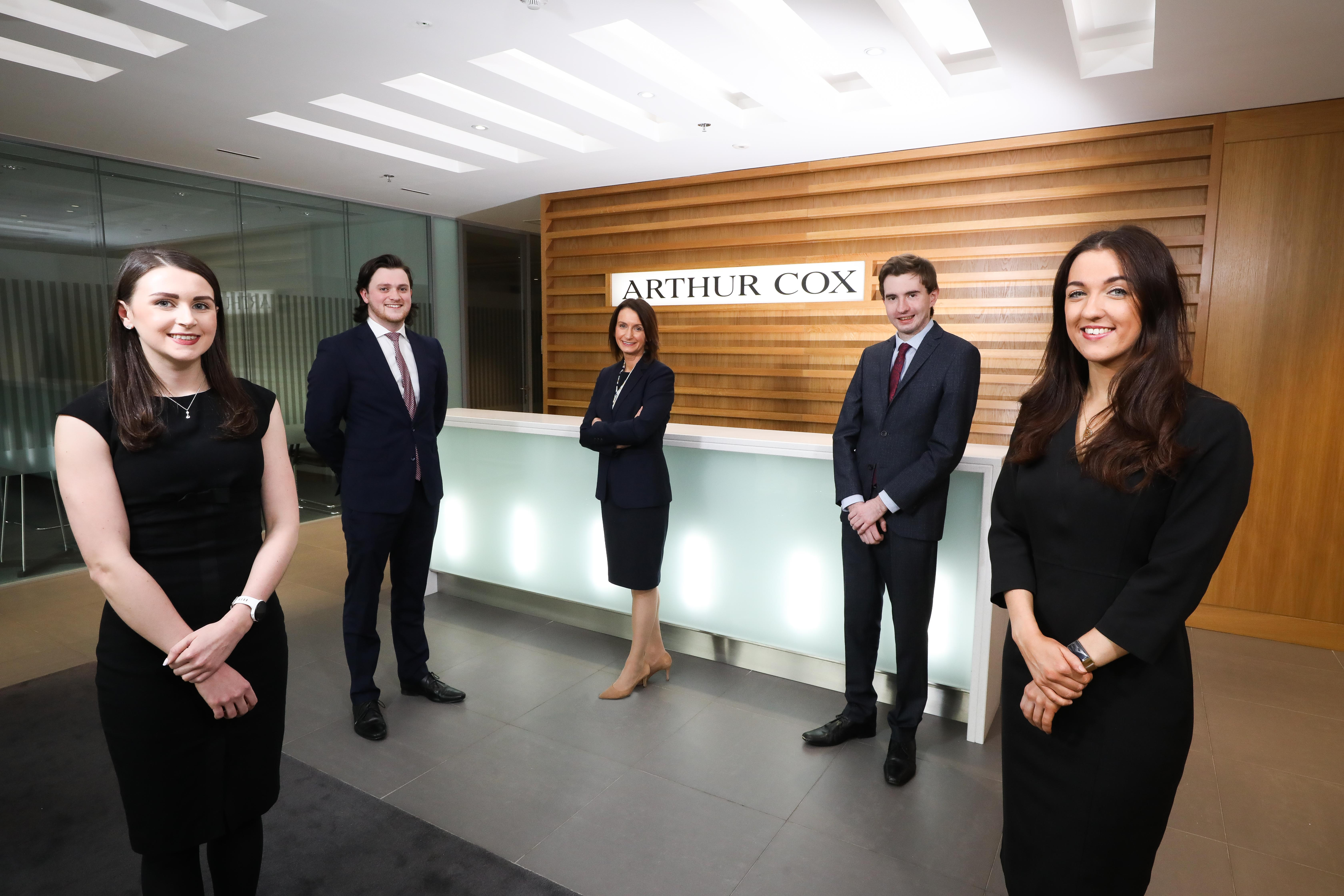 Arthur Cox makes new appointments