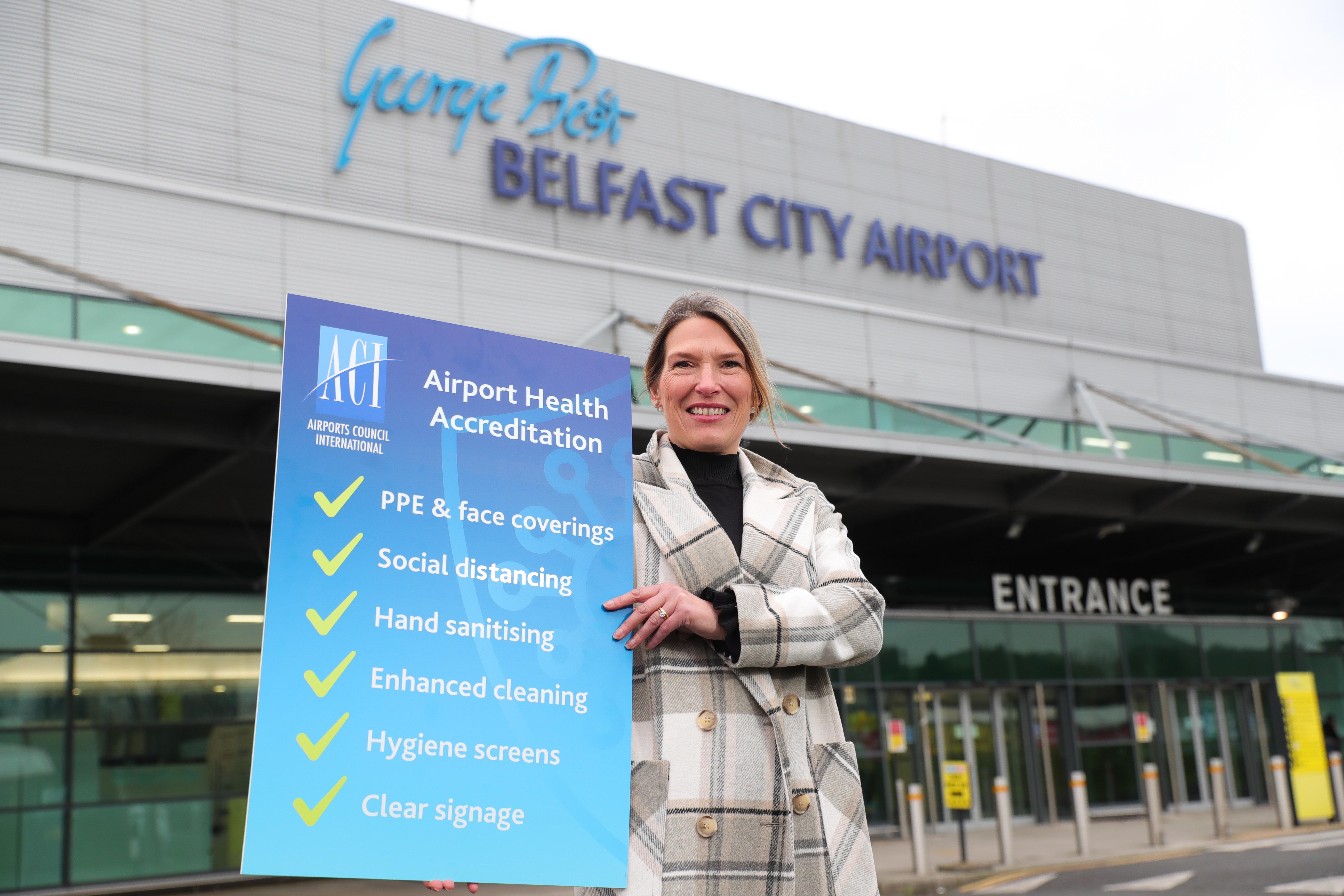Belfast City Airport