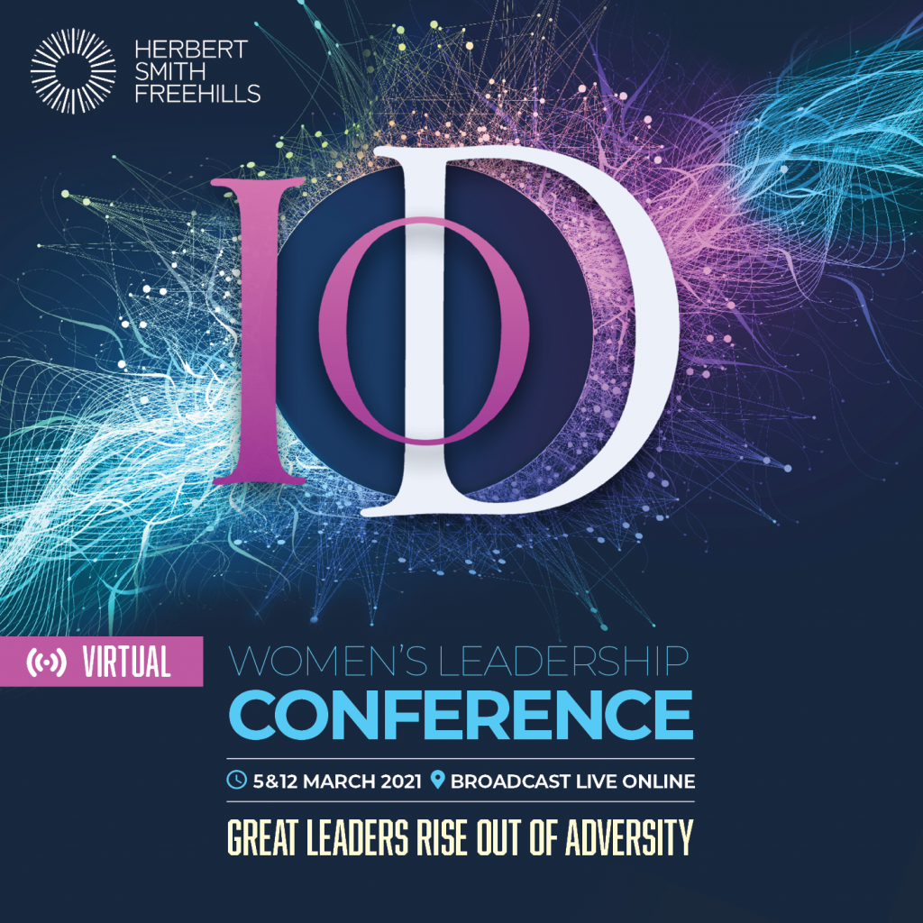 Women's Leadership Conference logo