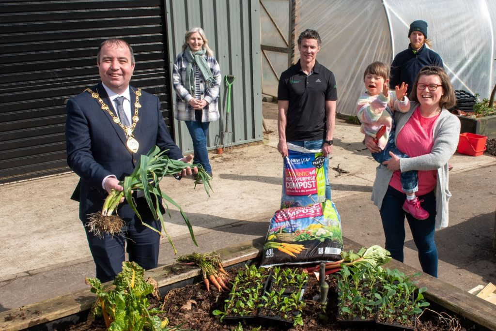 Derry and Strabane 'I can grow' project