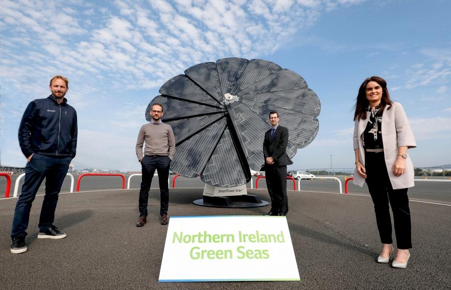 The Northern Ireland Green Seas consortium