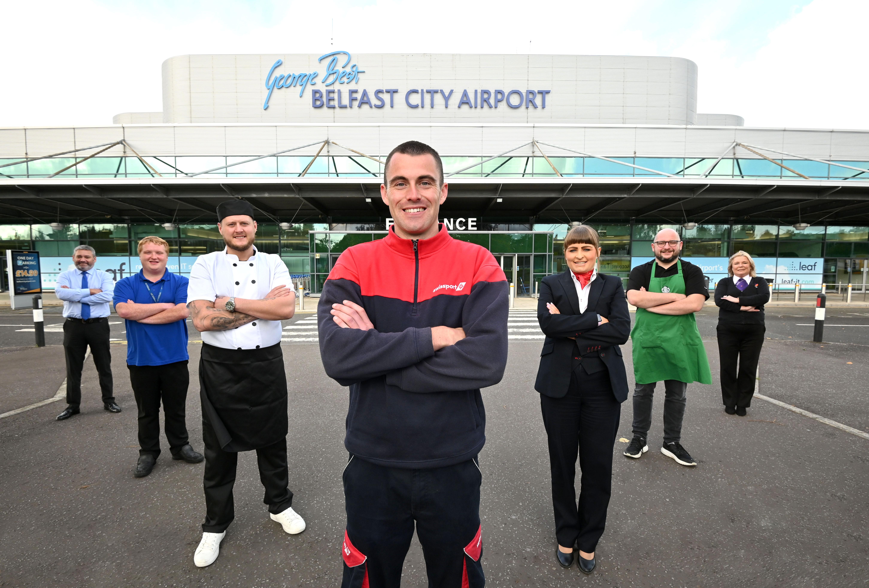Belfast City Airport on recruitment drive