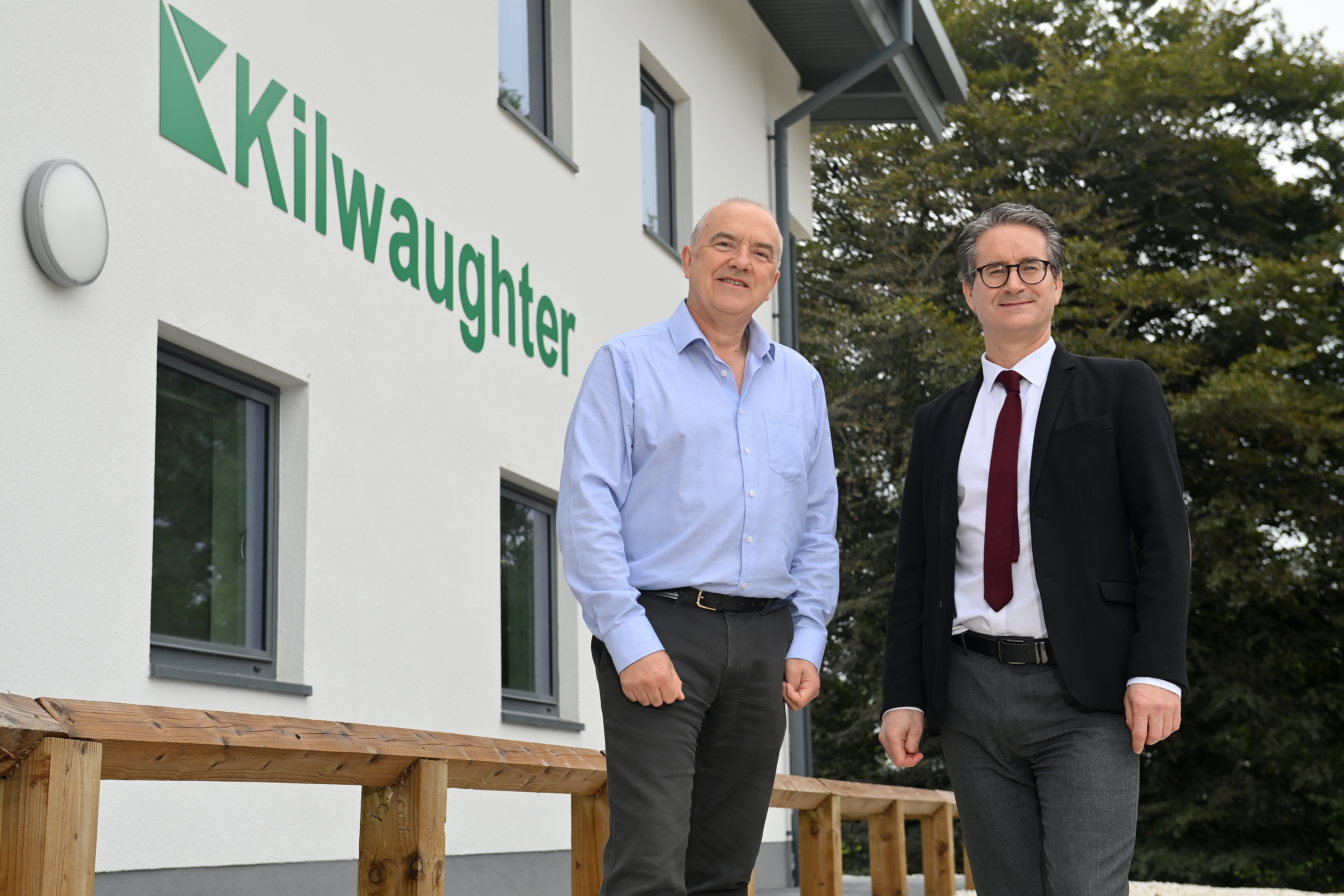 Kilwaughter Invests in R&D