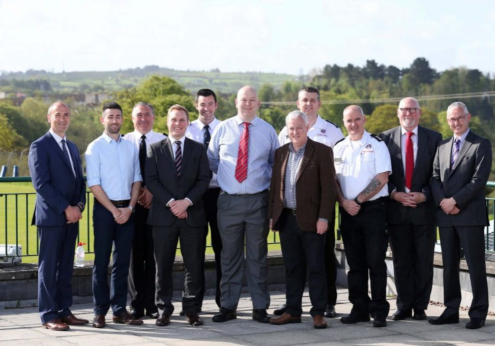 Northern ireland Airports Emergency Planning Conference 2018
