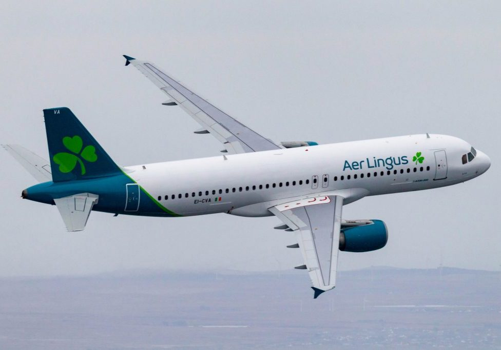 Aer Lingus Winter Uplift from Belfast City Airport