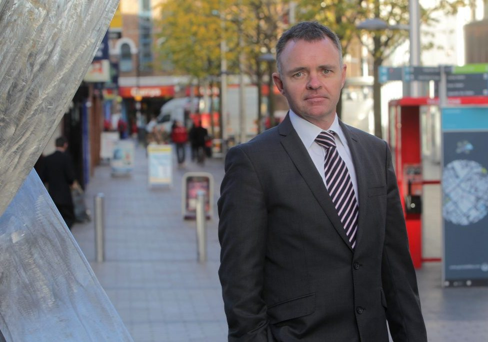 Declan Flynn, Managing Director, Lisney