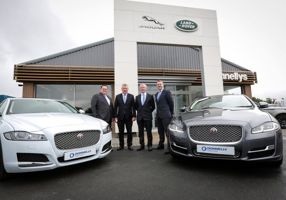 Donnelly Group becomes official Jaguar dealer