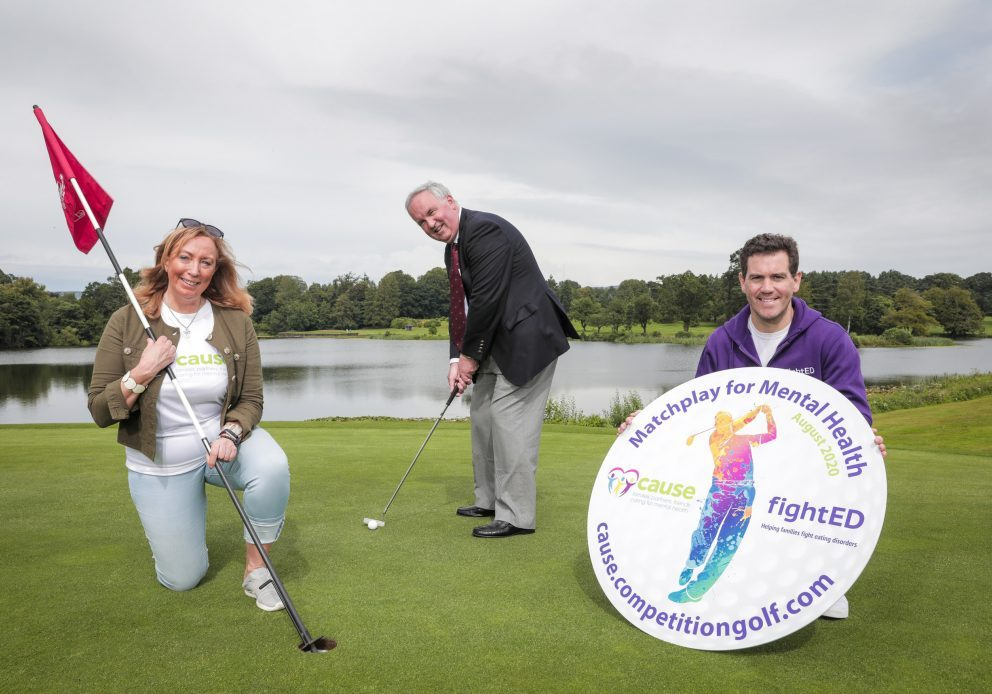 FightED and CAUSE launch Matchplay for Mental Health