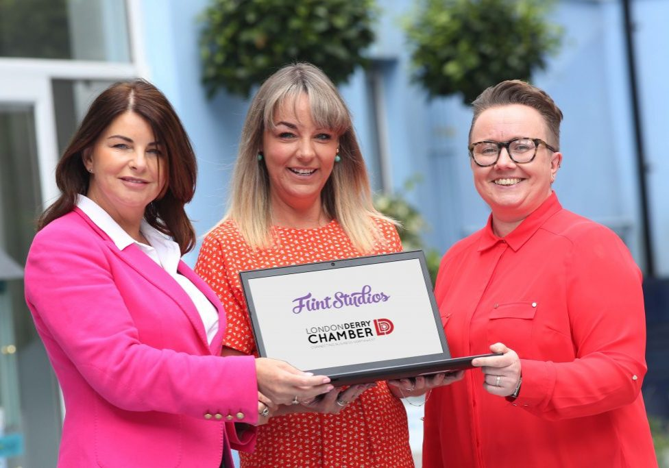 Flint Studios partners with Londonderry Chamber of Commerce to deliver a series of digital workshops