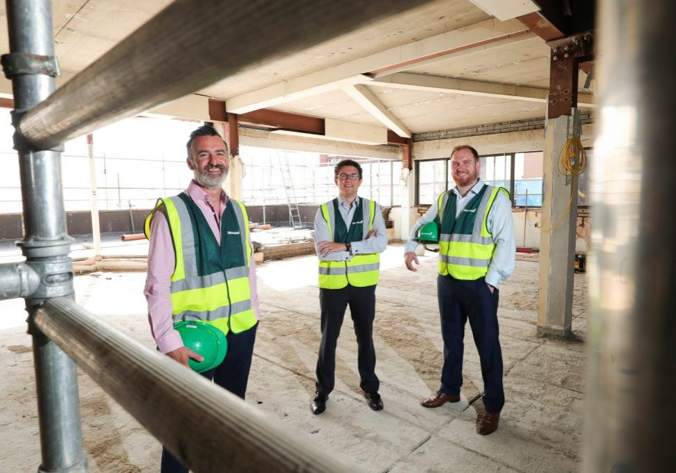 GRAHAM AWARDED £4.5M CONTRACT FOR EAGLE STAR HOUSE REFURBISHMENT