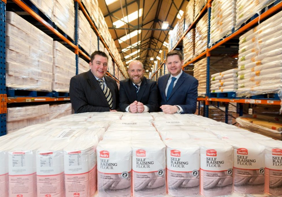 Leading Belfast flour miller, Neill's Flour, has today announced that it is making a significant investment and expanding its operations by taking a large 16,000 sq ft unit in Titanic Quarter's Channel Commercial Park.