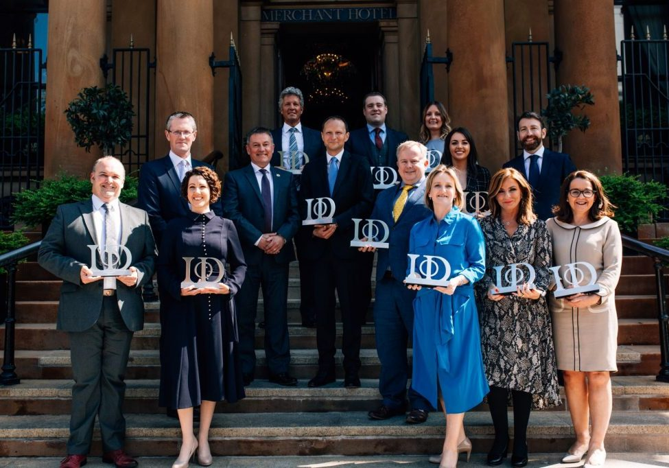 Business leaders from across Northern Ireland have been named in the shortlist of the UK-wide Institute of Directors (IoD) Director of the Year Awards. The directors were among category winners at the recent IoD Northern Ireland Director of the Year Awards, sponsored by First Trust Bank.