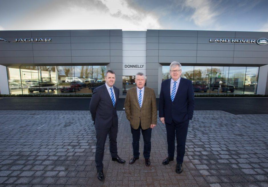 Jaguar Land Rover opening